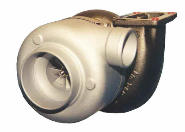 Modern Turbocharger