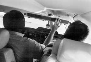 GA Pilots in Cockpit