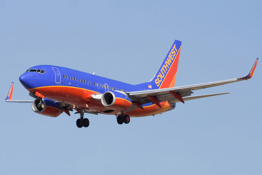 Southwest High, Spirit Low: Airlines Ranked By Social Media