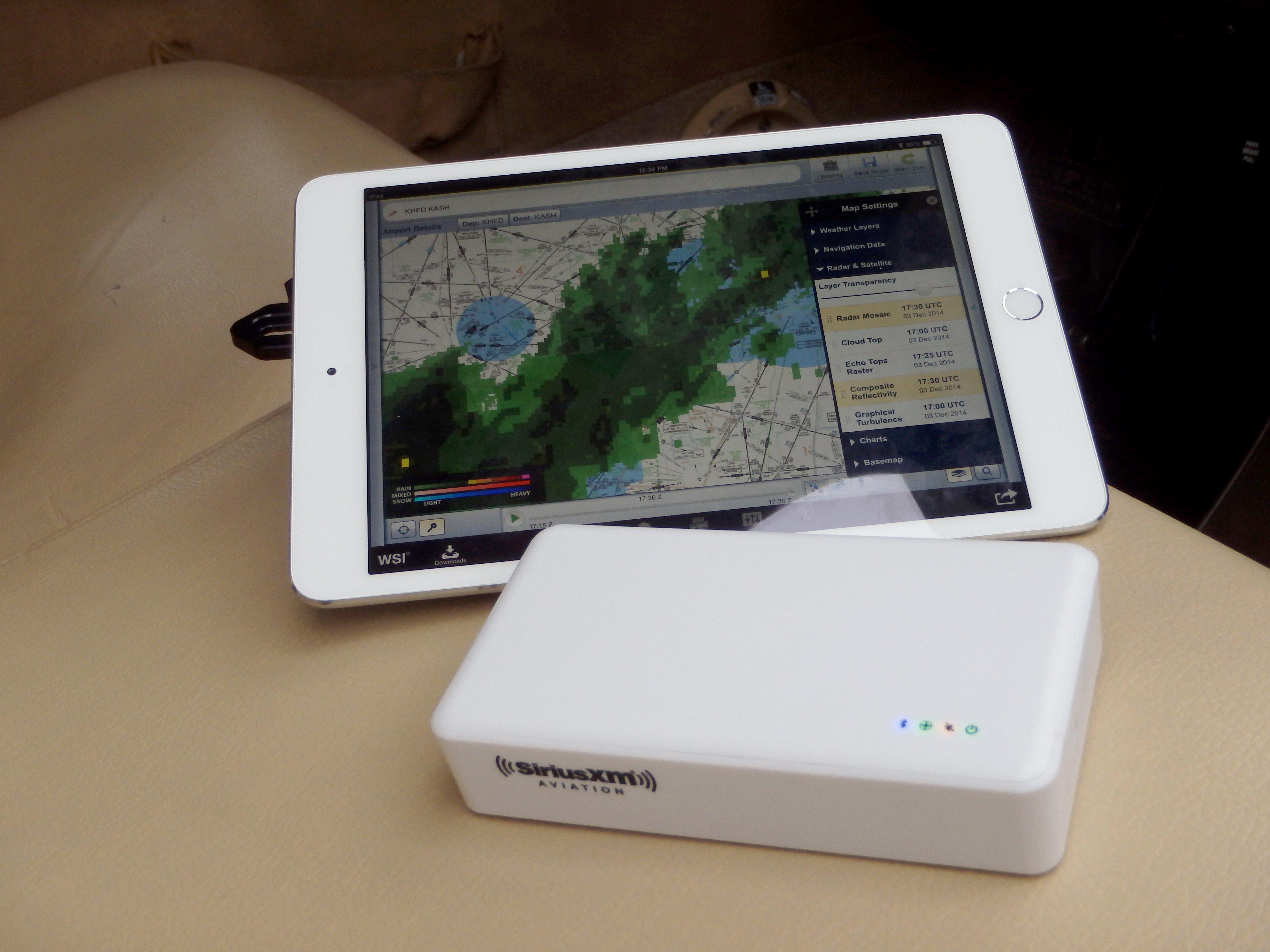 Siriusxm Wsi Unveil Wireless Weather