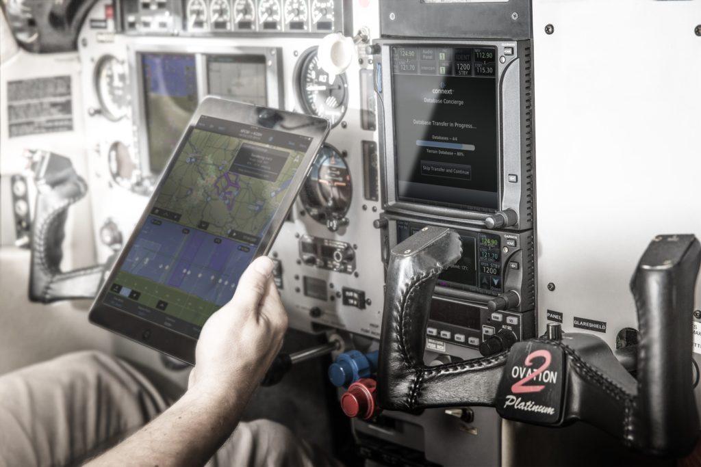 Garmin Releases MMC-based Cockpit Wireless System, Cheaper