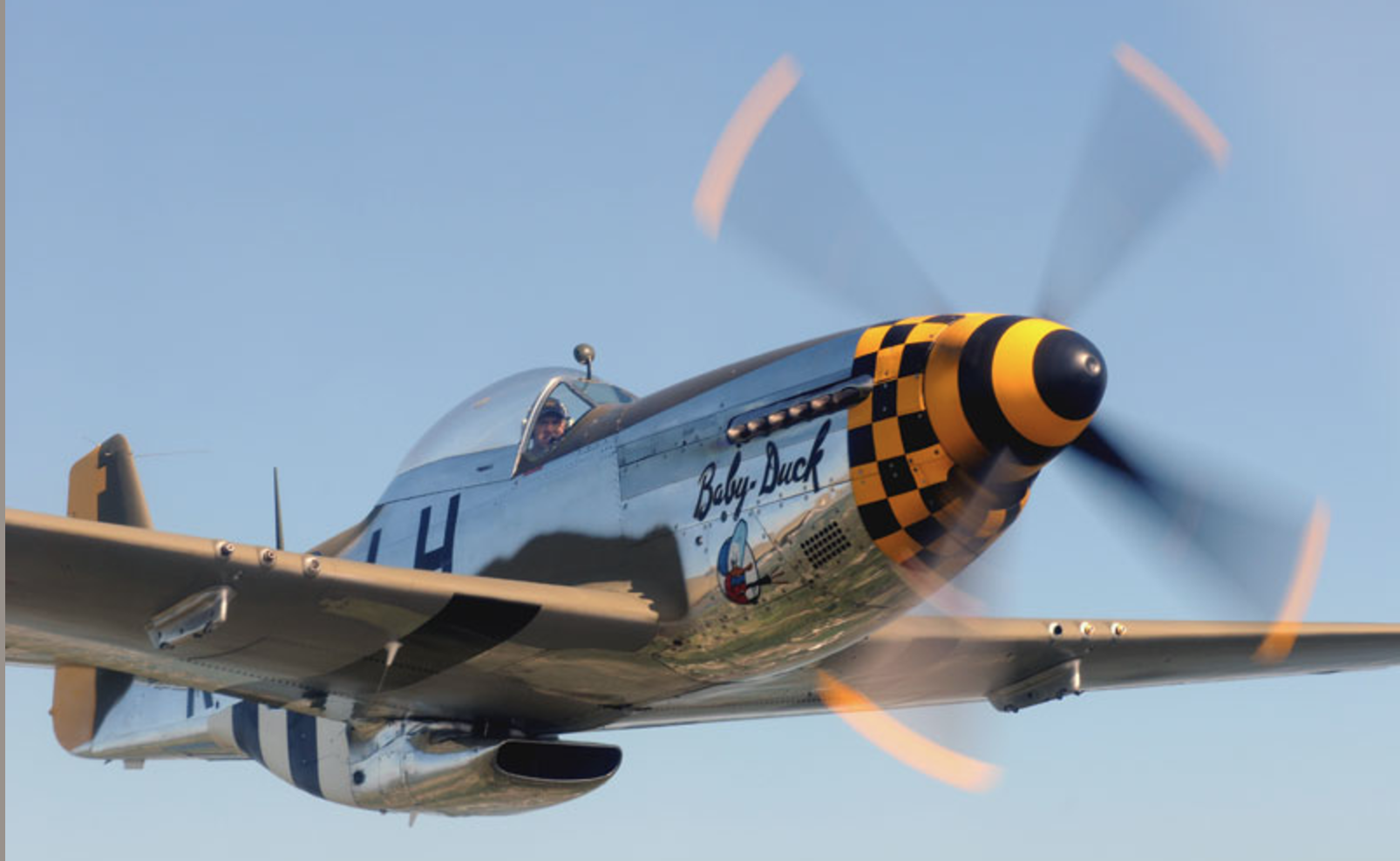 Two Killed In P-51 Crash