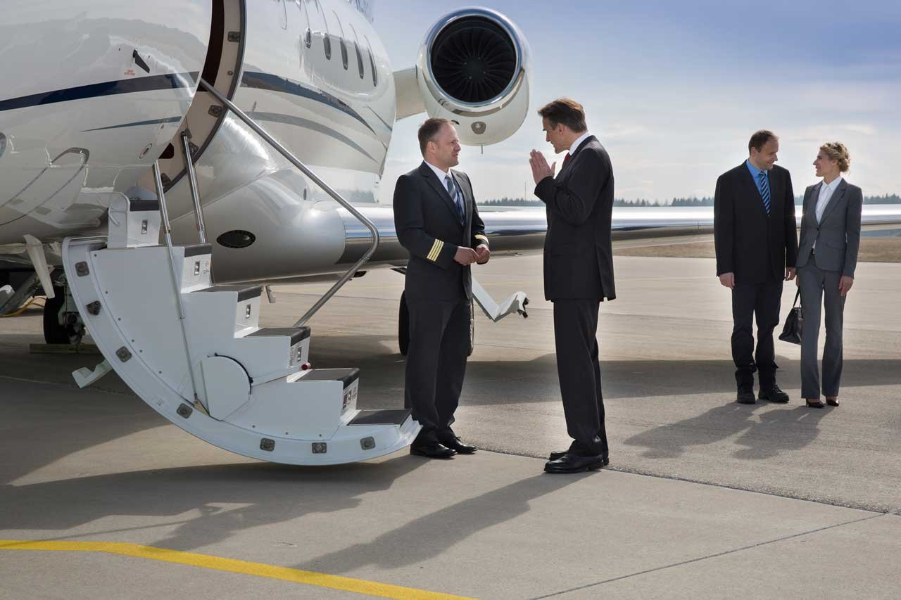 Pilot Shortage Hitting Business Aviation