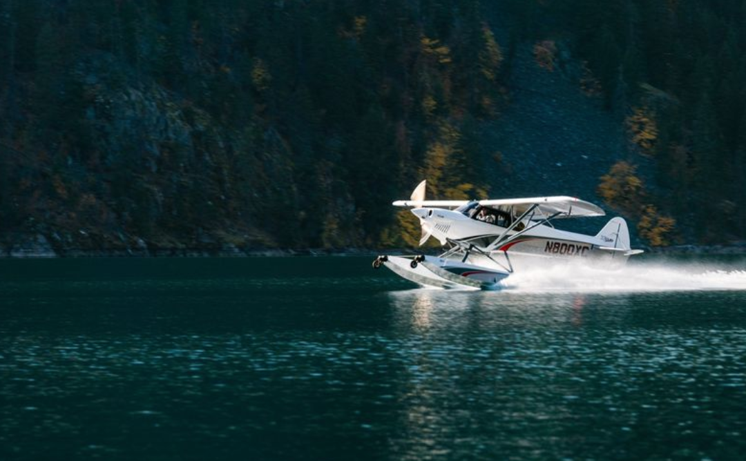 XCub Now Available On Floats