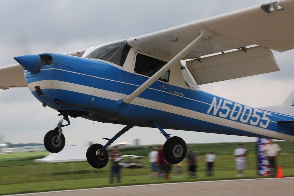 Replacement Cessna Hinges Could Be Defective: McFarlane
