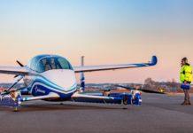 Boeing PAV eVTOL