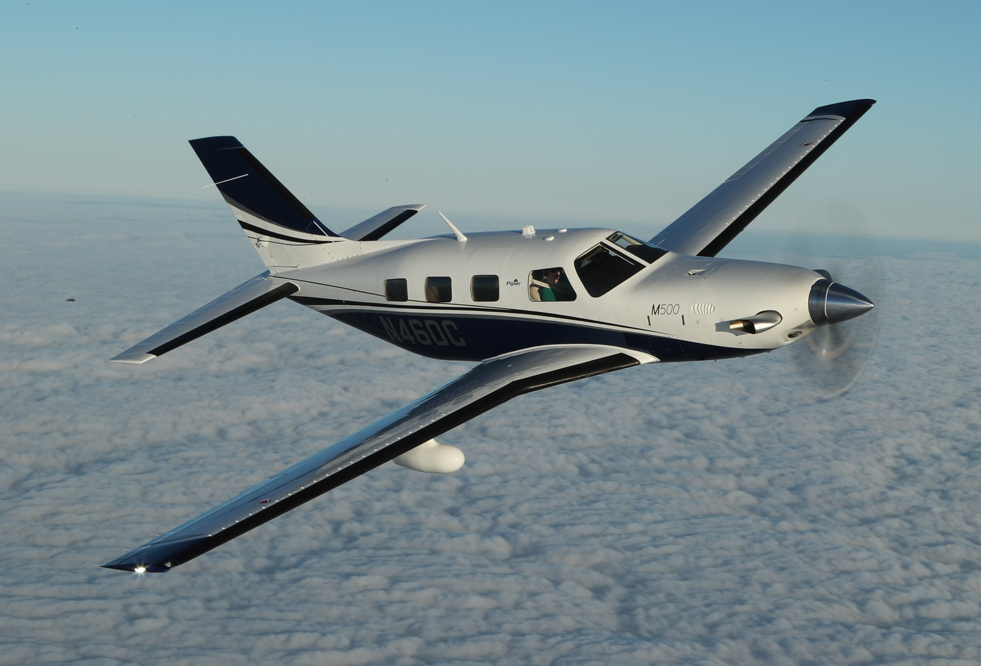 Aero: Demand for Piper's M-Class Aircraft on a Tear, Factory