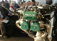 EASA Certifies Rotax 912 iS