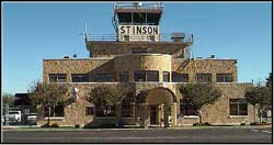 Stinson Municipal Airport Terminal
