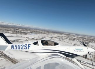 Bye Aerospace's eFlyer Electric Trainer