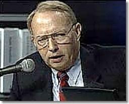 NTSB Chairman Jim Hall