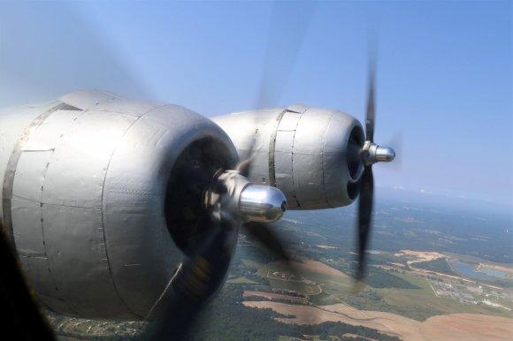 A Flight in FiFi