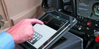 Flight Planning on Tablet