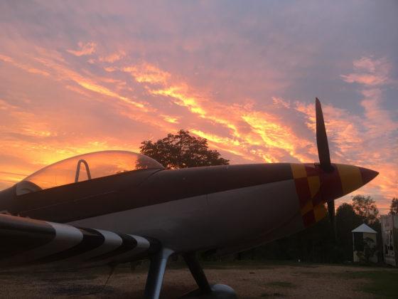 The Joy of an Early Morning Flight