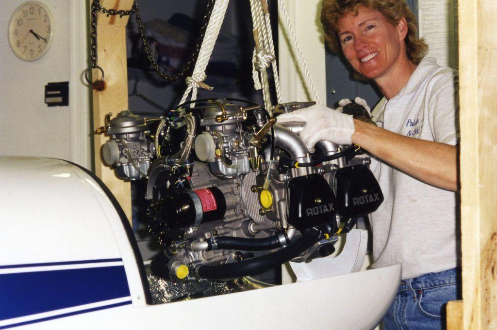 Lisa Turner Pulsar Engine In