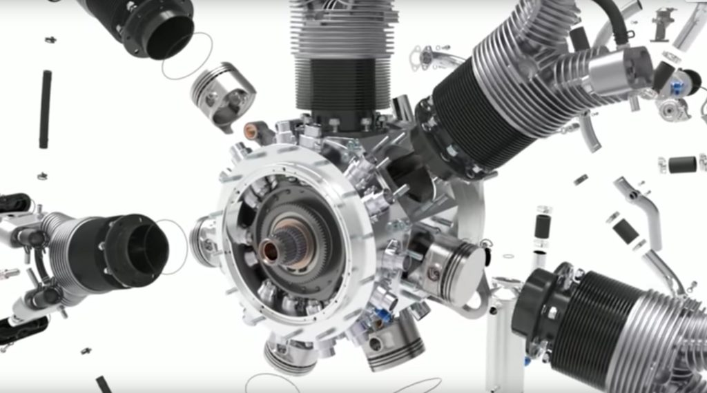 Best Of The Web: How A Radial Engine Goes Together