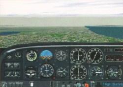 A Flight Simulator 98 screenshot