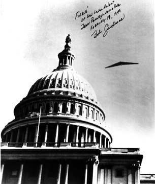 The Flying Wing in DC