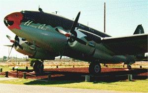 """C-46D """"Honey Cat"""""""