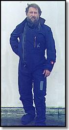 Multifabs Exposure Flight Suit