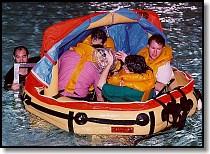 Winslow Life Raft - ETS Raft Testing