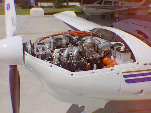 Rotax 912 engine