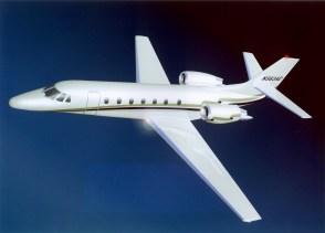 Sovereign in flight