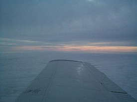 CFIs work to make sure pilots are comfortable flying in all weather conditions.