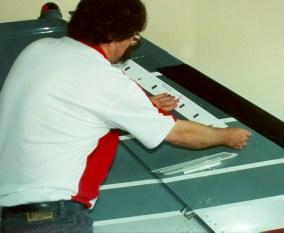 VG installation (tail)