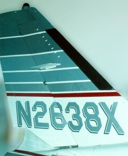 VGs on vertical tail