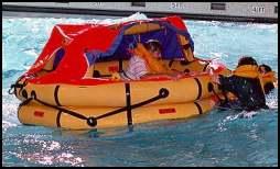 Aviation Life Rafts, Part Four:Double-Tube Life Rafts - AVweb