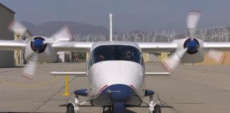 NASA X-57 Maxwell Mod II