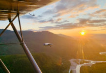 PICTURE OF THE WEEK: Chasing That Sunset!