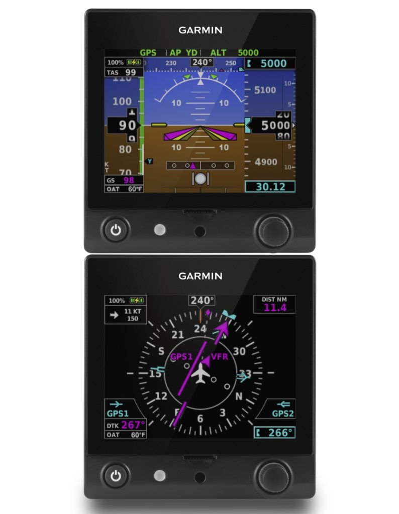 Garmin Updates G5 And G3X Touch - AVweb