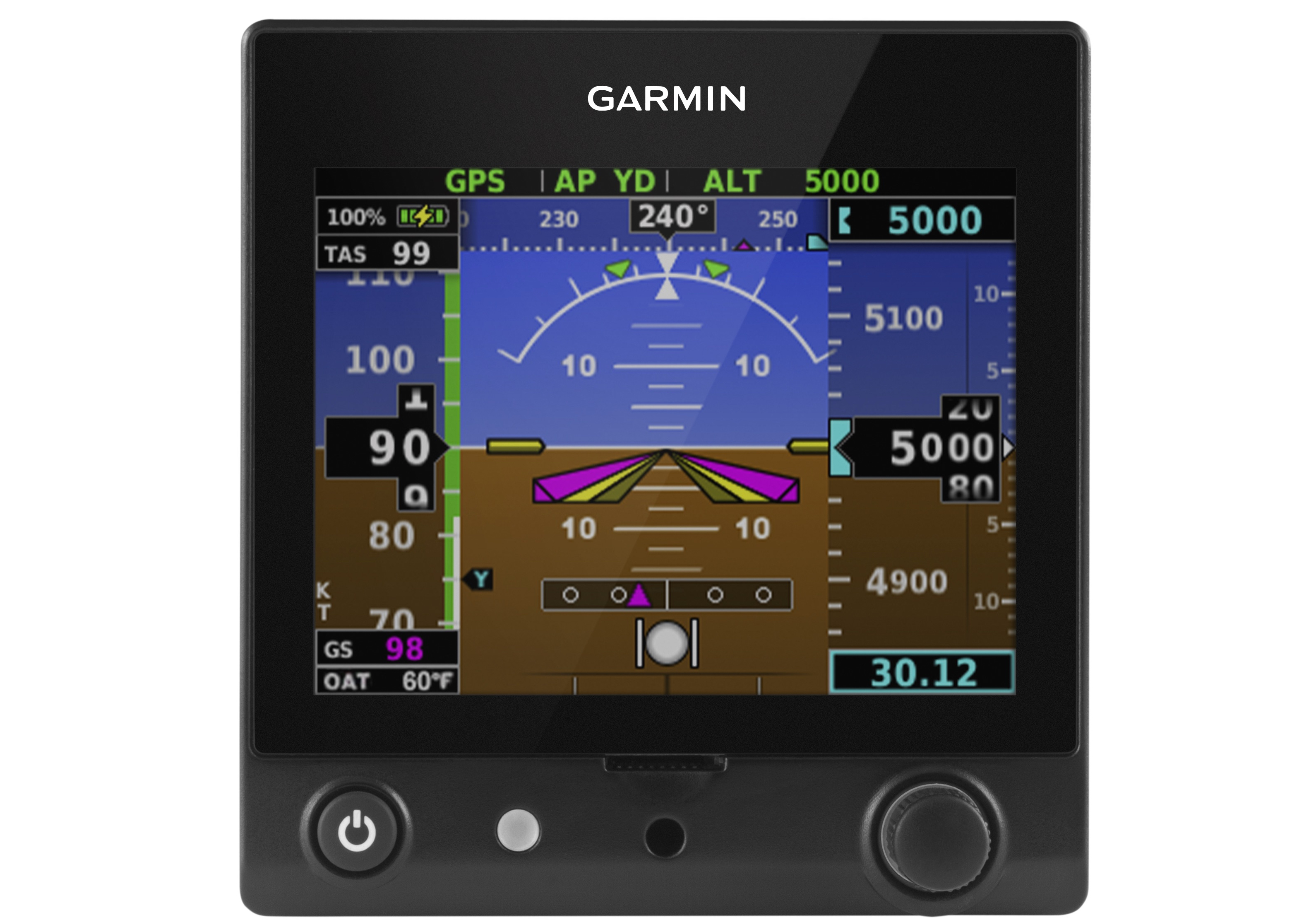 Garmin Updates G5 And G3X Touch - AVweb