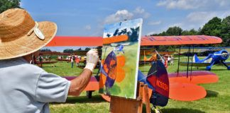 PICTURE OF THE WEEK: Painting the Waco