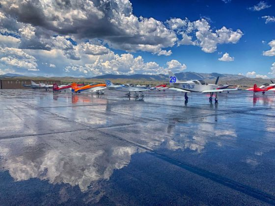 PICTURE OF THE WEEK: Reno Rain