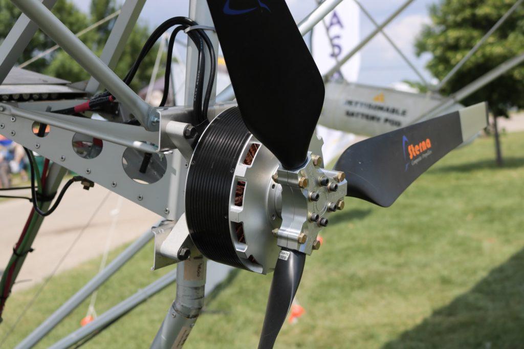 Electrolite Electric Ultralight To Offer Remote Piloting - AVweb