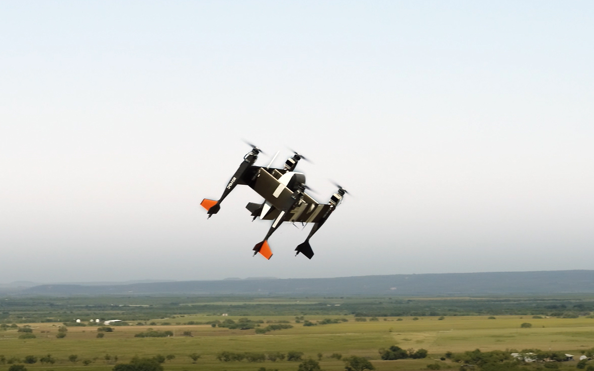 Drone delivers success on Texas test flight, United States News & Top Stories