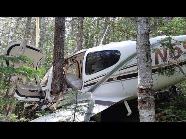 Crash Pilot Produced Video Of Rescue - AVweb