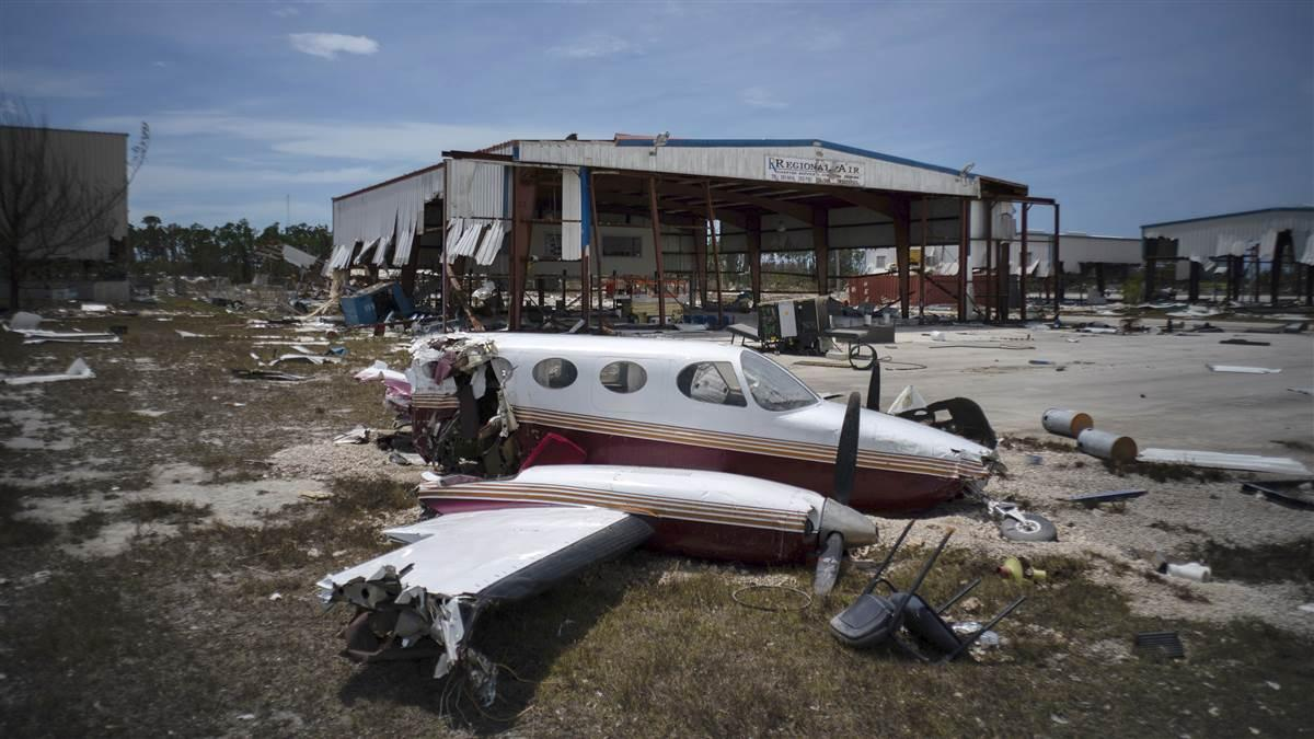 Bahamas Relief Flights: Tap The Brakes