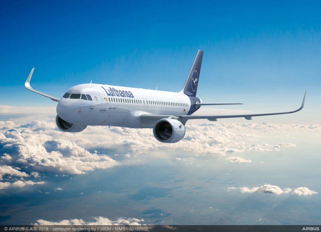Potential CG Issues Halt Rear Seat Sales On Lufthansa A320neos