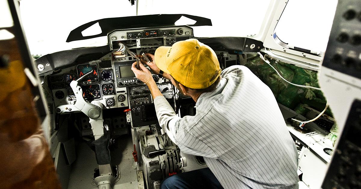 5,000 Business Aircraft To Miss ADS-B Deadline: Duncan Aviation