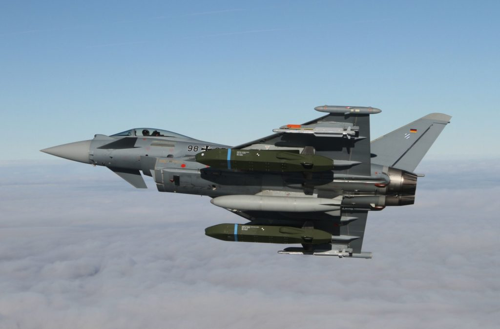 Airbus Withdraws From Canadian Fighter Project - AVweb