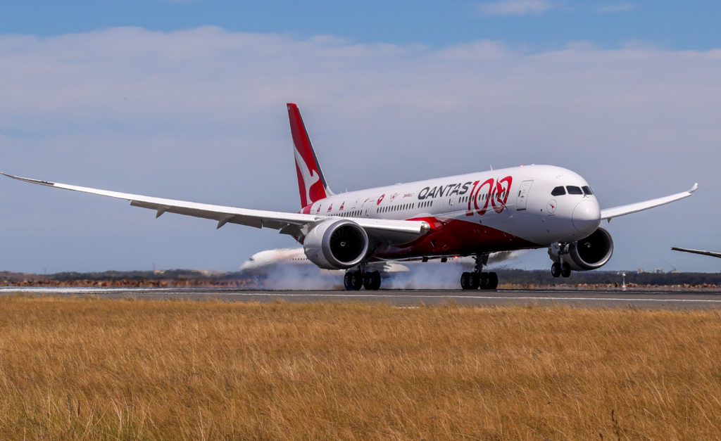 Qantas Completes Second Project Sunrise Research Flight