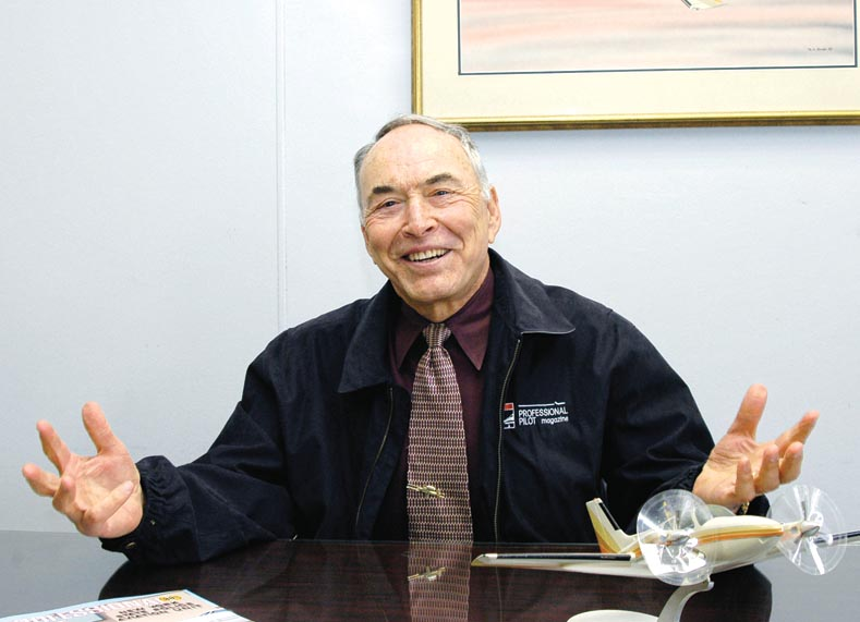 Pro Pilot Founder Murray Smith Dies