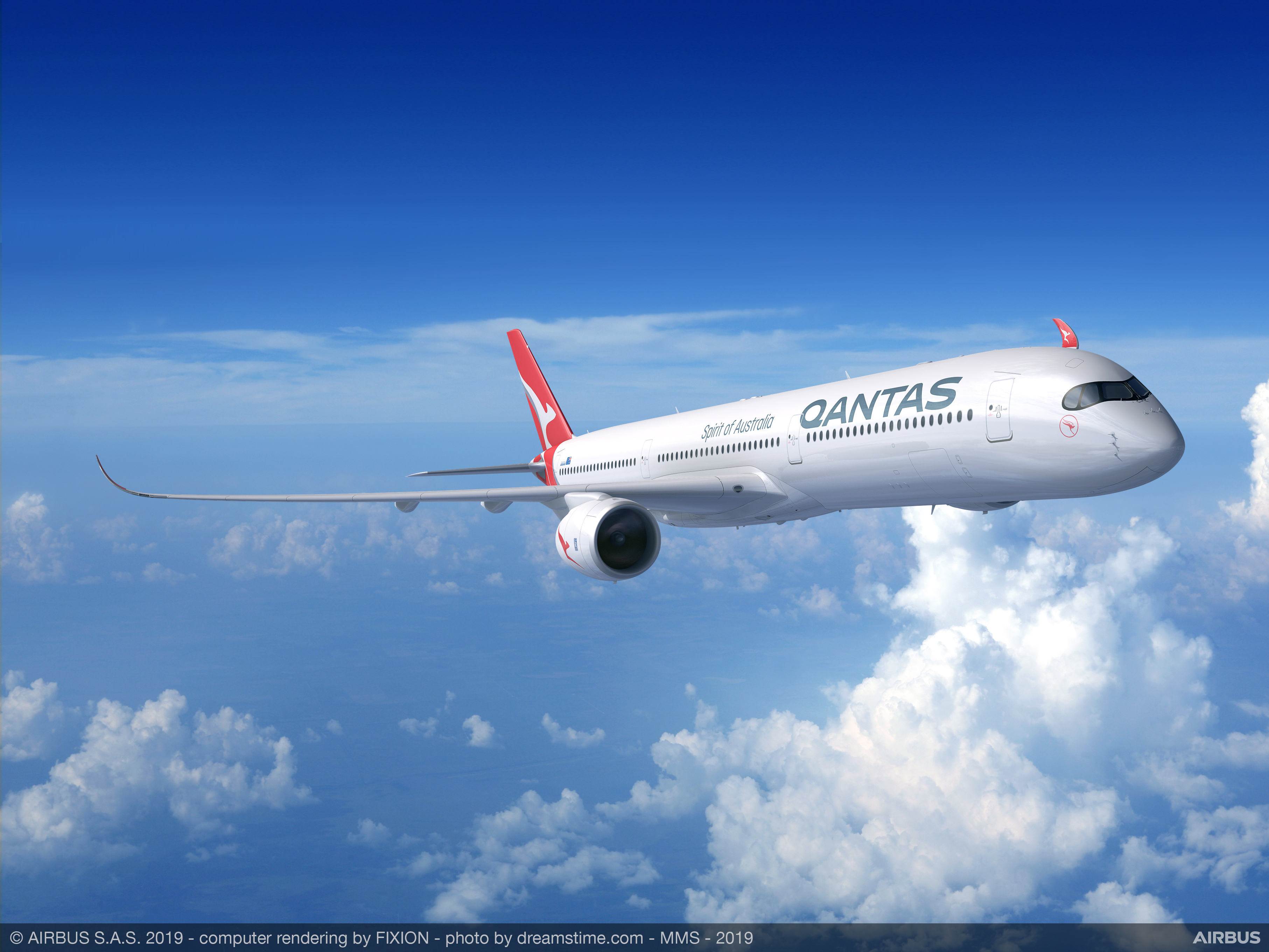 Qantas Considers Outsourcing, Staff Reductions