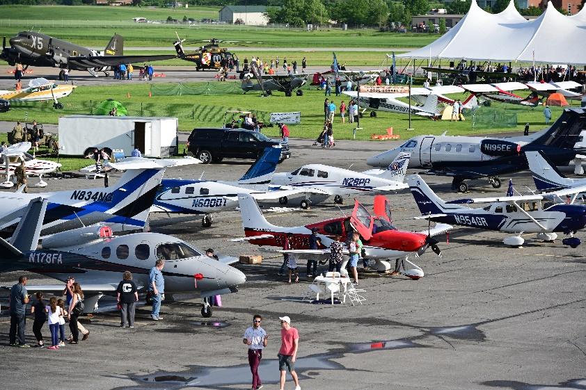AOPA Announces 2020 Fly-Ins
