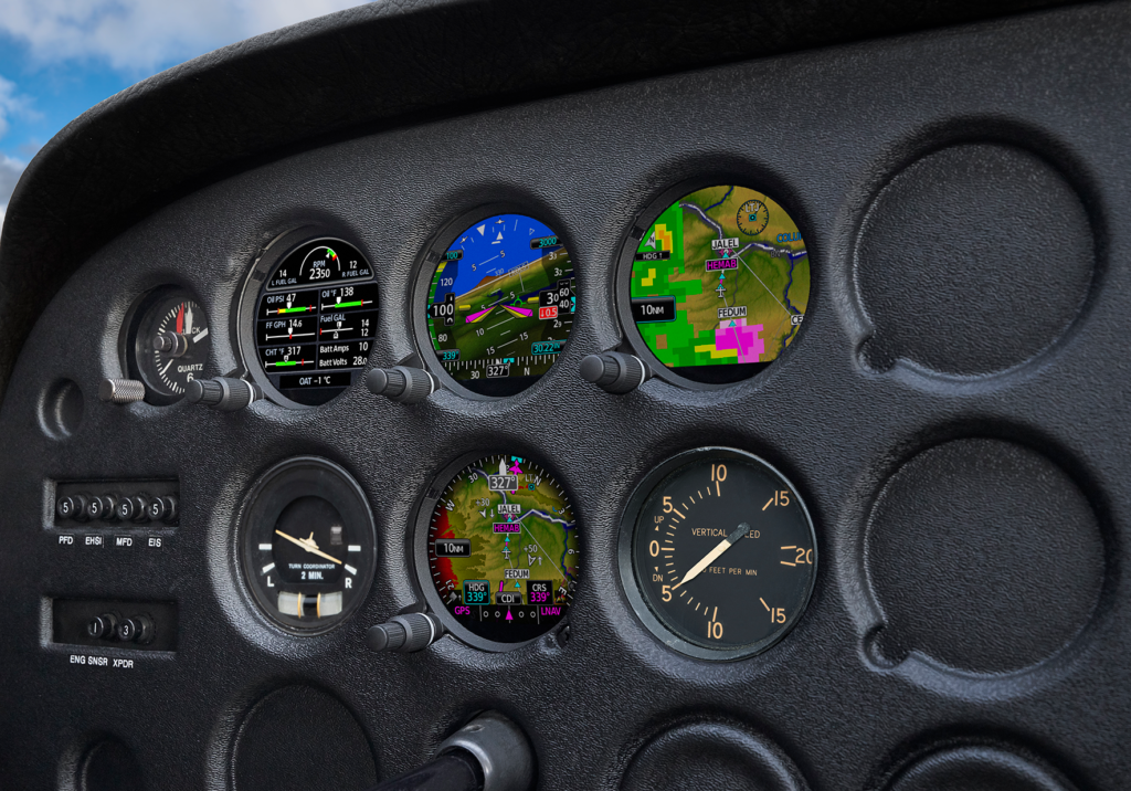 Garmin Introduces New Primary Flight Instrument Replacement
