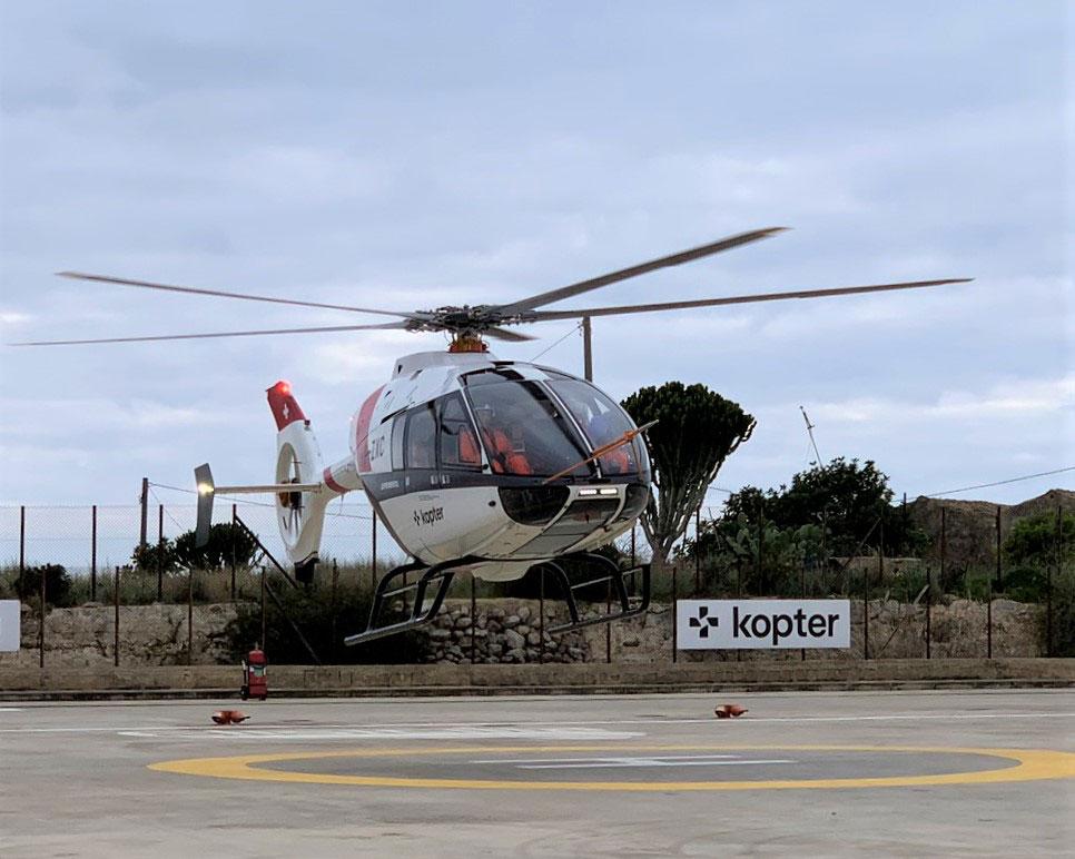 Leonardo Acquires Kopter